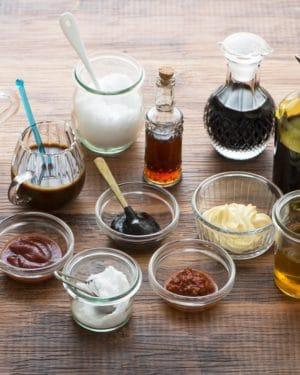 Condiments élaborés