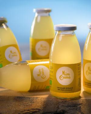 Citronnade artisanale
