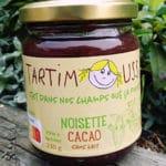 Tartimouss Noisette et Cacao sans lait